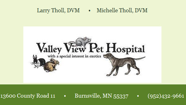 Valley View Pet Hospital logo